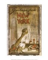 Greetings from New York Fine-Art Print