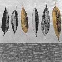 Row of Leaves Fine-Art Print