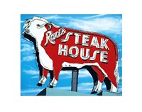 Rod's Steakhouse Fine-Art Print