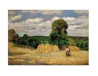 The Harvest, 1876 Fine-Art Print