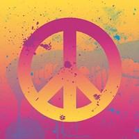 Far-out Peace Fine-Art Print