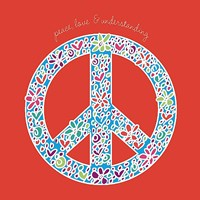Peace, Love, and Understanding Fine-Art Print