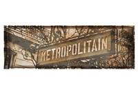Metropolitan Fine-Art Print
