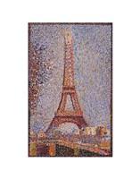 Eiffel Tower, ca. 1889 Fine-Art Print
