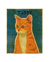 Tabby (orange) Fine-Art Print