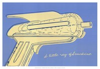 Lunastrella Raygun No. 2 Fine-Art Print