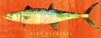 King Mackerel Fine-Art Print