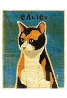 Calico Fine-Art Print