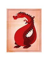 Red Dragon Fine-Art Print