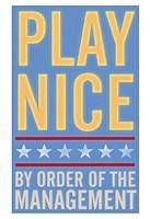 Play Nice Fine-Art Print
