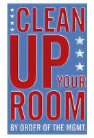 Clean Up Your Room Fine-Art Print