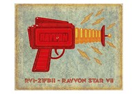 Rayvon Star VII Fine-Art Print