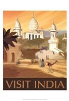 Visit India Fine-Art Print