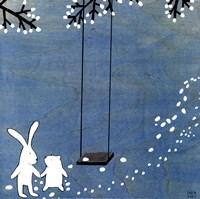 Follow Your Heart- Let's Swing Fine-Art Print