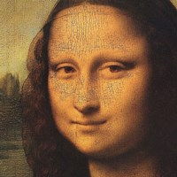 Mona Lisa (detail) Fine-Art Print