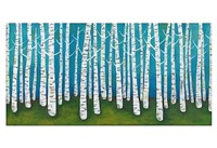 Springtime Birches Fine-Art Print
