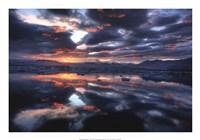 Icelandic Sunset Fine-Art Print