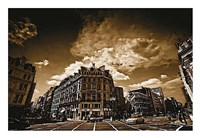Smithfield, London Fine-Art Print