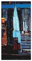 Manhattan Skyline Fine-Art Print