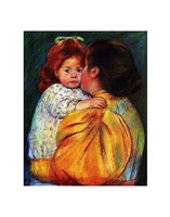 Maternal Kiss 1896 Fine-Art Print