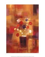 Welcoming Flowers II Fine-Art Print