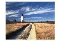 Cape Poge Lighthouse Fine-Art Print
