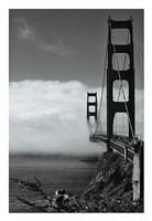 Golden Gate Fog Fine-Art Print