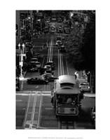 Streets of San Francisco Fine-Art Print