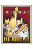 Du Vin Blanc Extraordinaire Fine-Art Print