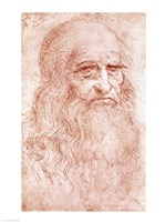 Portrait of a Bearded Man Fine-Art Print