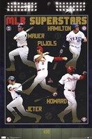 MLB - Superstars 11 Wall Poster