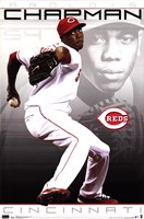 Reds - A Chapman Wall Poster