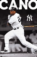 Yankees - R Cano 11 Wall Poster