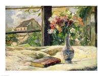 Vase of Flowers Fine-Art Print