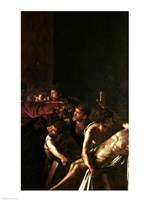 Resurrection of Lazarus, Right Detail Fine-Art Print