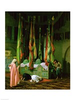 The Shrine of Imam Hussein Fine-Art Print