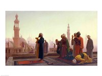 The Prayer, 1865 Fine-Art Print