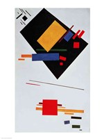 Suprematist Composition, 1915 Fine-Art Print