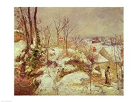 Snow Scene Fine-Art Print