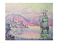 Antibes, Evening, 1914 Fine-Art Print