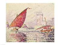 Fort Saint-Jean, Marseilles, 1907 Fine-Art Print