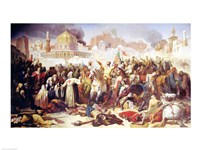 Taking of Jerusalem by the Crusaders Fine-Art Print