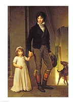 Jean-Baptiste Isabey Fine-Art Print