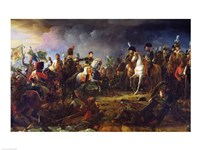 The Battle of Austerlitz Fine-Art Print