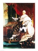 Louis XVIII Fine-Art Print