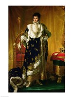 Portrait of Jerome Bonaparte Fine-Art Print