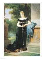 Portrait of Marie Laczinska Fine-Art Print