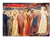 Joseph of Arimathea preaching to the inhabitants of Britain Fine-Art Print