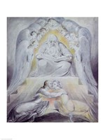 Mercy and Truth are met together, Righteousness and Peace have kissed each other Fine-Art Print