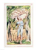 Songs of Innocence; the Piper Fine-Art Print